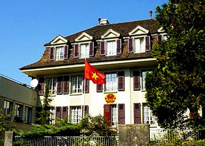Vietnam Embassy in Switzerland