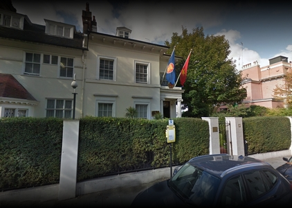 Vietnam Embassy in United Kingdom